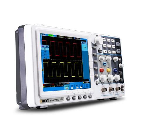 第二代经济便捷数字示波器   EDS-E系列
