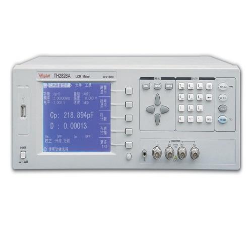 LCR数字电桥TH2826A型