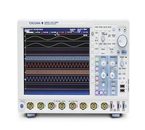 混合信号示波器 DLM4000 MSO系列