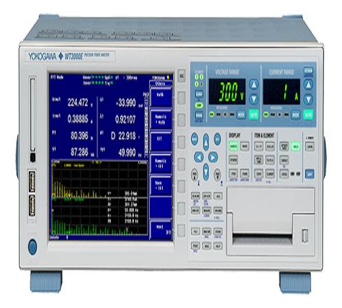 高精度功率分析仪 WT3000E