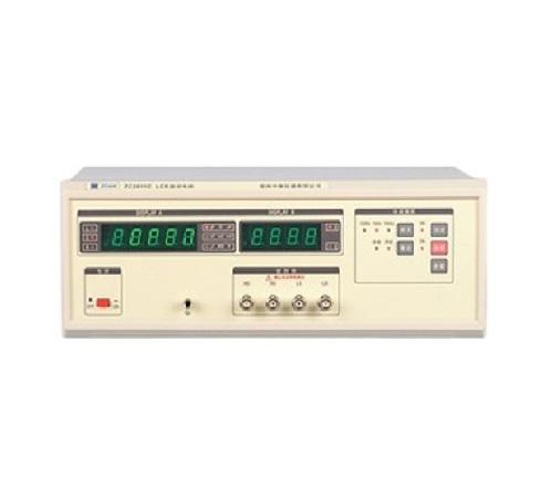 LCR数字电桥ZC2811C/ZC2812C