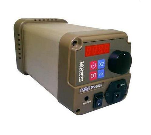 旋转式高亮度LED闪光同步测频仪DS-3002A