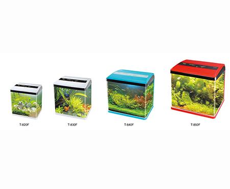 顶滤式—弧形小缸系列