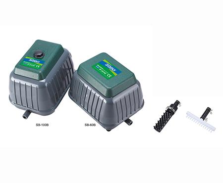 电磁隔膜式增氧泵