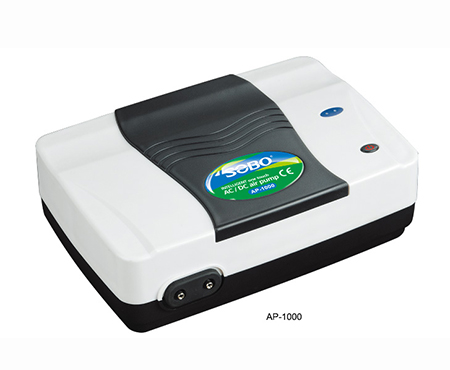 AC and DC oxygen pump
