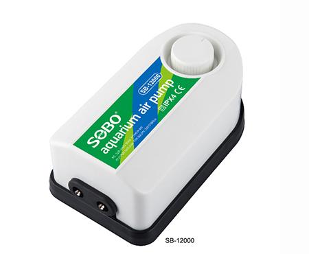 静音可调式增氧泵