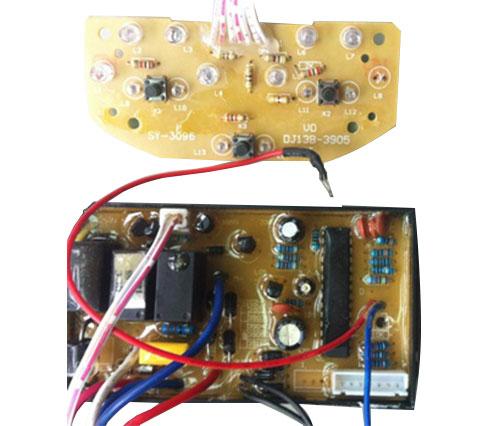 豆浆机控制器