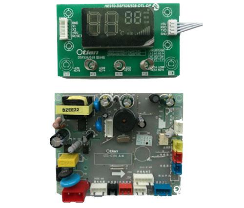 即热式恒温电热水器控制器