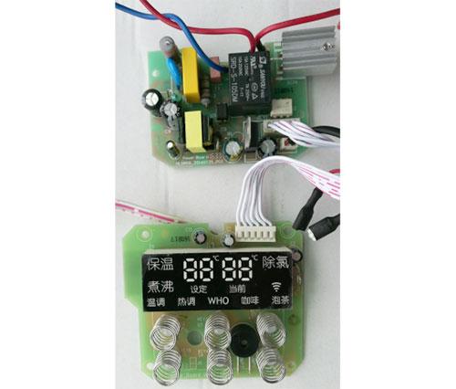 智能调奶器控制器