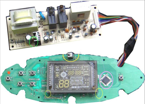 电热水器控制器