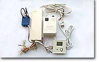 强排式燃气热水器微电脑控制器