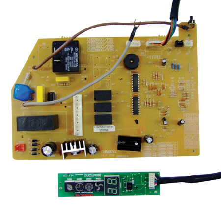 空調控制器