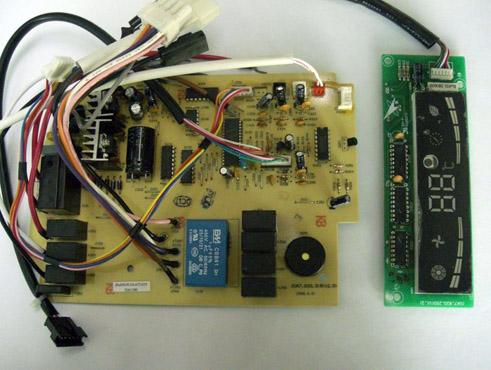 空调微电脑控制器