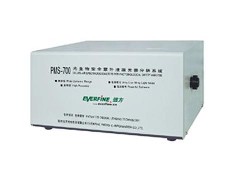 光生物安全紫外泄漏光谱分析系统