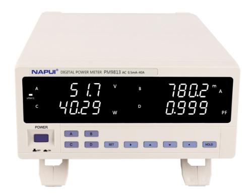 PM9813电参数测量仪小电流型