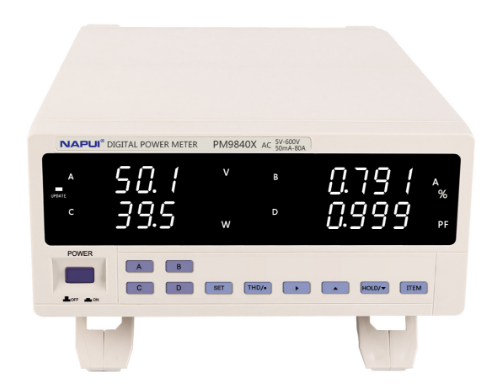 电参数测量仪pm9804x