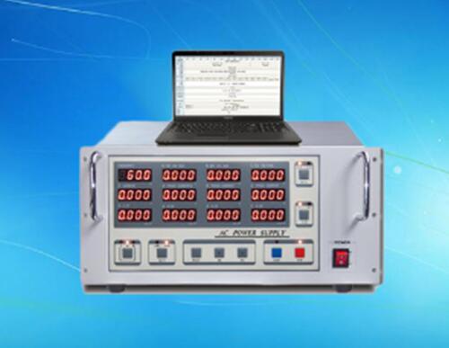 JJ11系列数字式可编程交流变频电源
