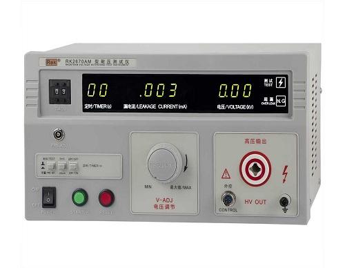 RK2670AM 耐压测试仪