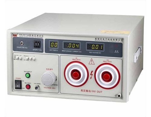 RK2674A 耐压测试仪