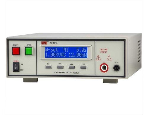RK7110 程控耐压测试仪