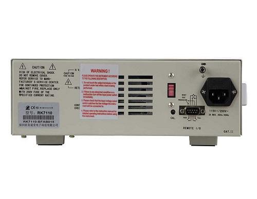 RK7112 程控绝缘耐压测试仪