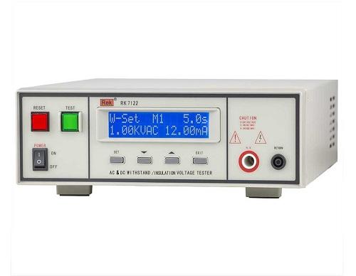 RK7122 程控绝缘耐压测试仪