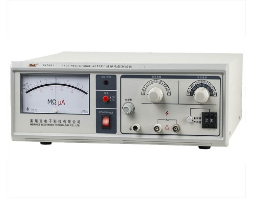 RK2681 绝缘电阻测试仪