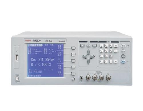 TH2826型 LCR数字电桥