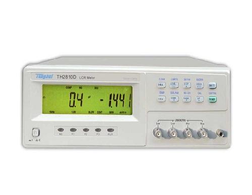 TH2810D型LCR数字电桥