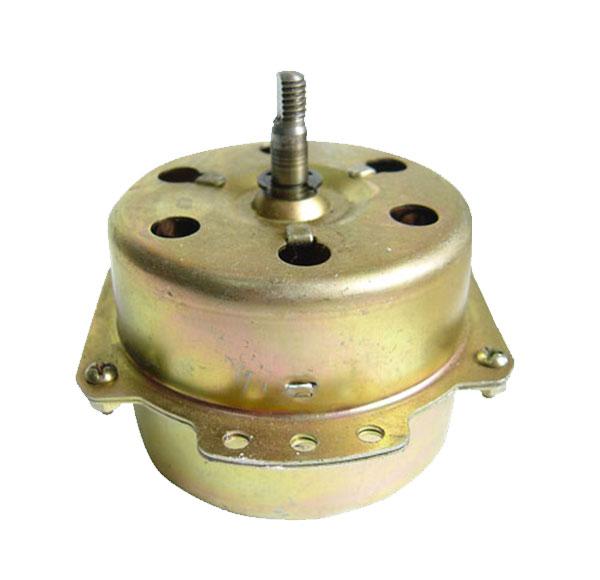 Turning fan motor