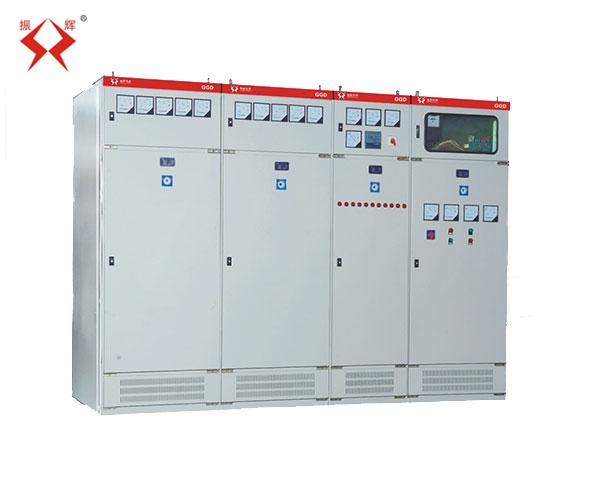 GGD型低壓固定式成套開關設備