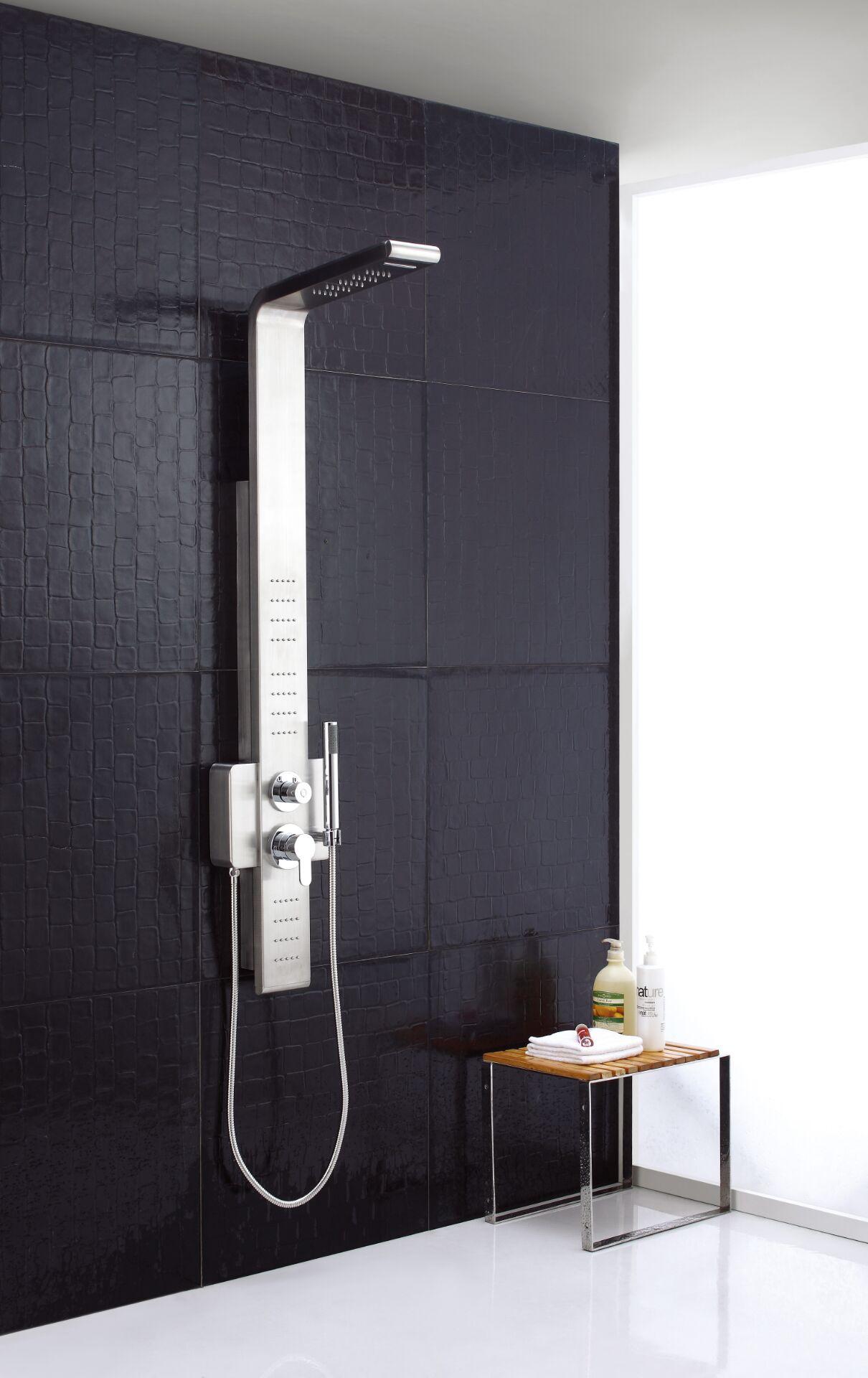 Shower panel Y043