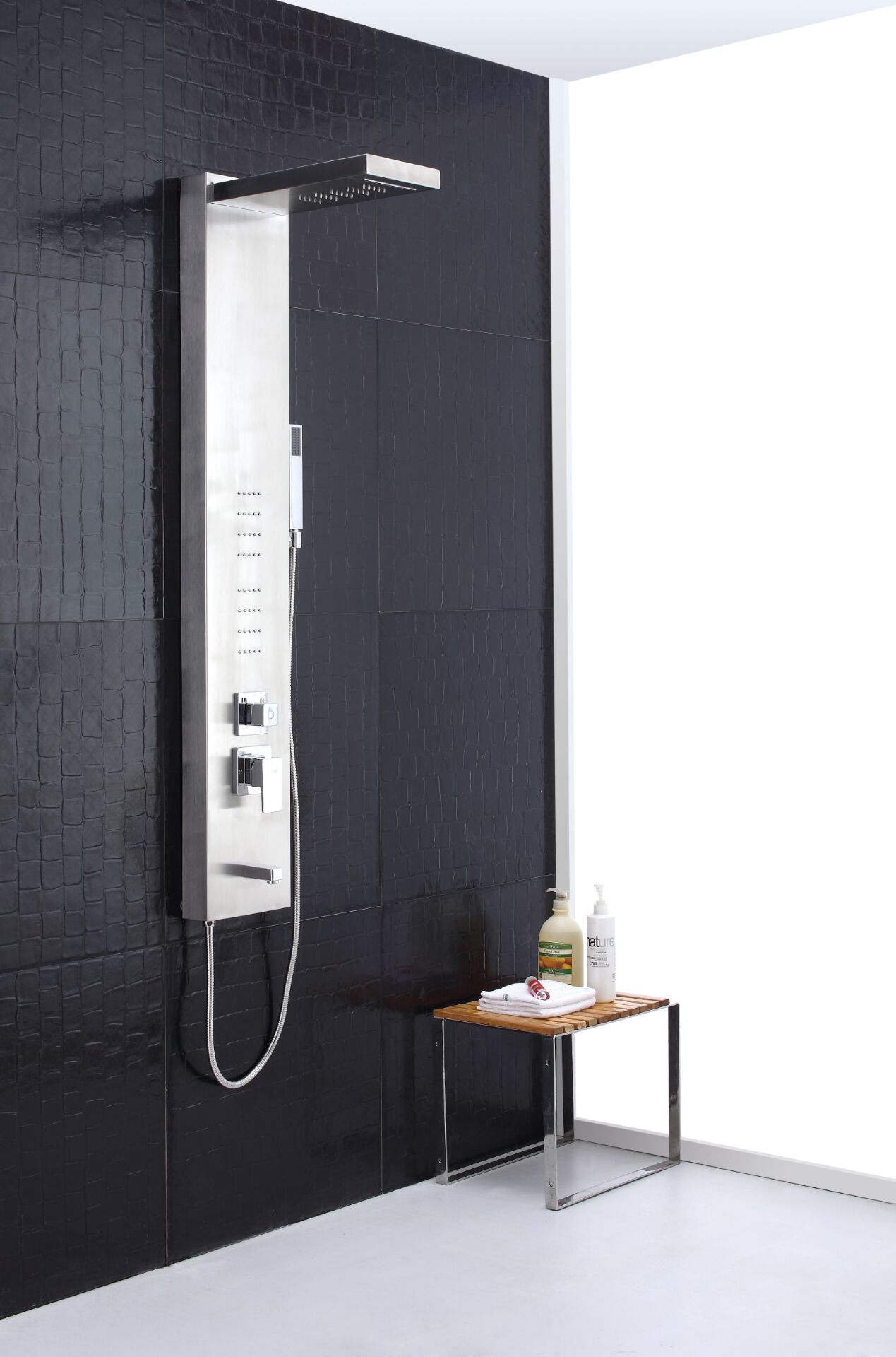 Shower panel Y044A