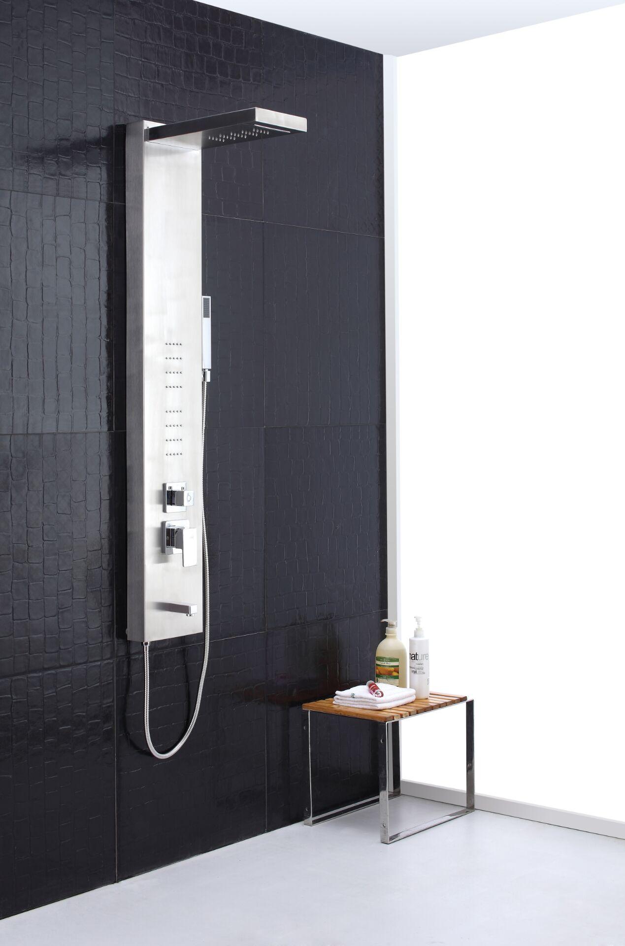 Shower panel Y044
