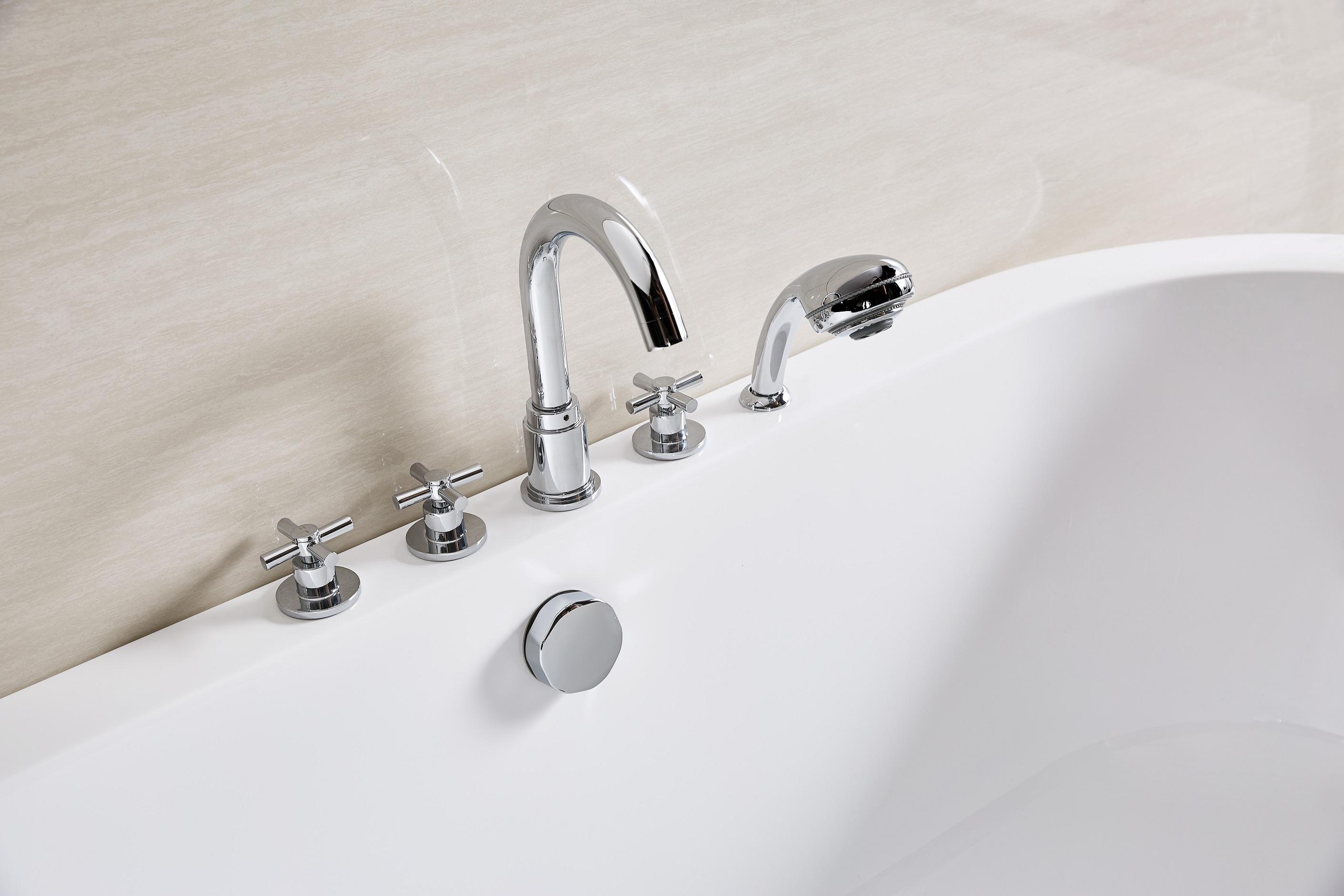 Freestanding bathtub Q166