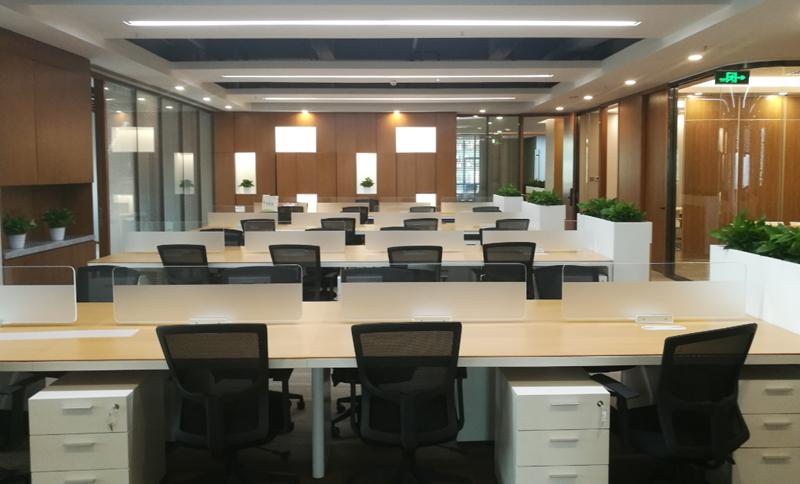 深圳融拓科技办公室