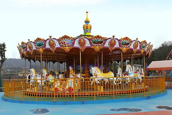 40 people carousel