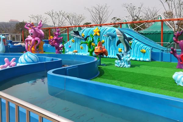 Jinxin Game Ocean Rafting