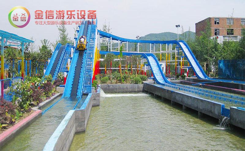大型水上游乐园设备-激流勇进