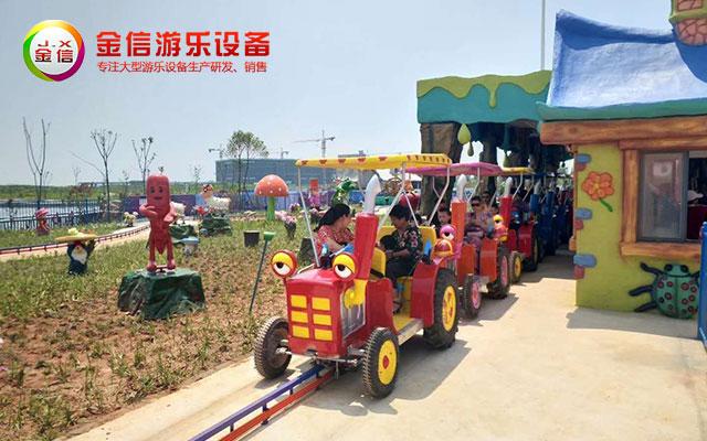 欢乐农场游乐场设备