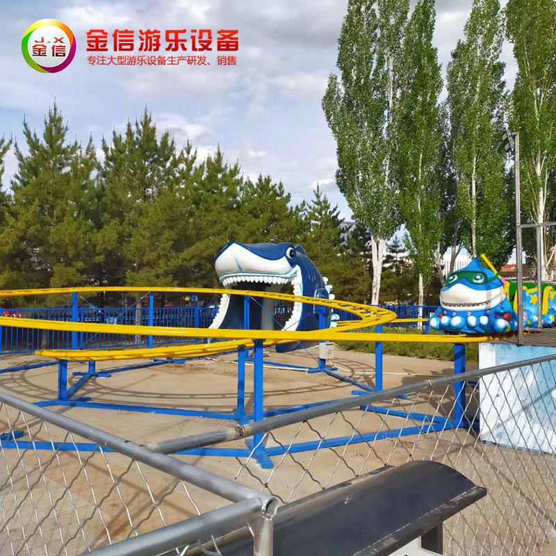 热门游乐设备投资项目-儿童过山车
