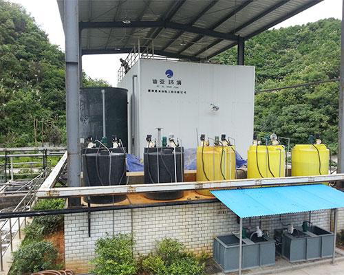 垃圾渗滤液深度处理一体化设备