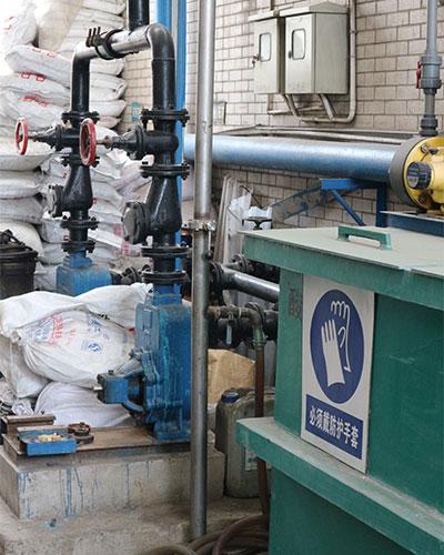 长沙娃哈哈工厂废水处理