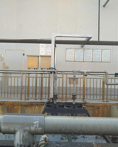 溆浦县垃圾场渗透液处理站