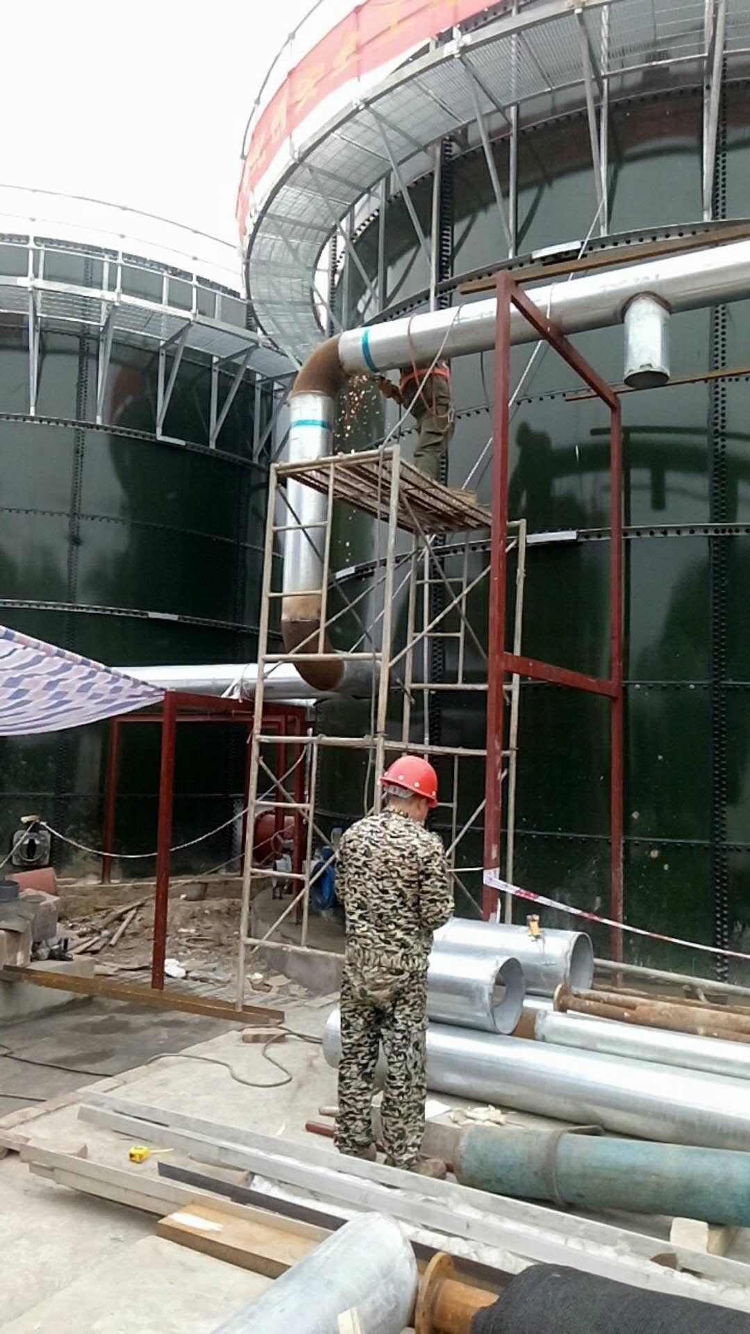 垫江渗滤液处理工程