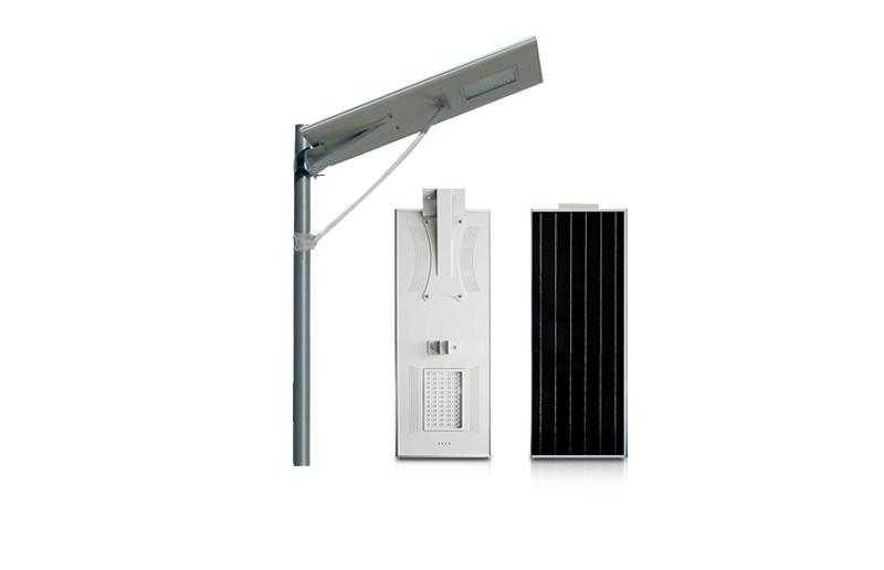 60W Solar Street Light,Integrated Solar Light, All In One Solar Light