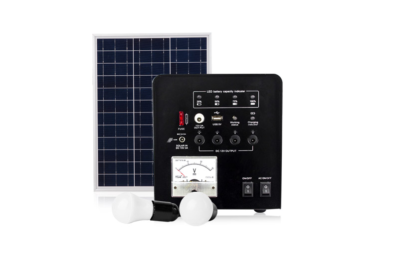 150W Home Solar System,Portable Solar Generator