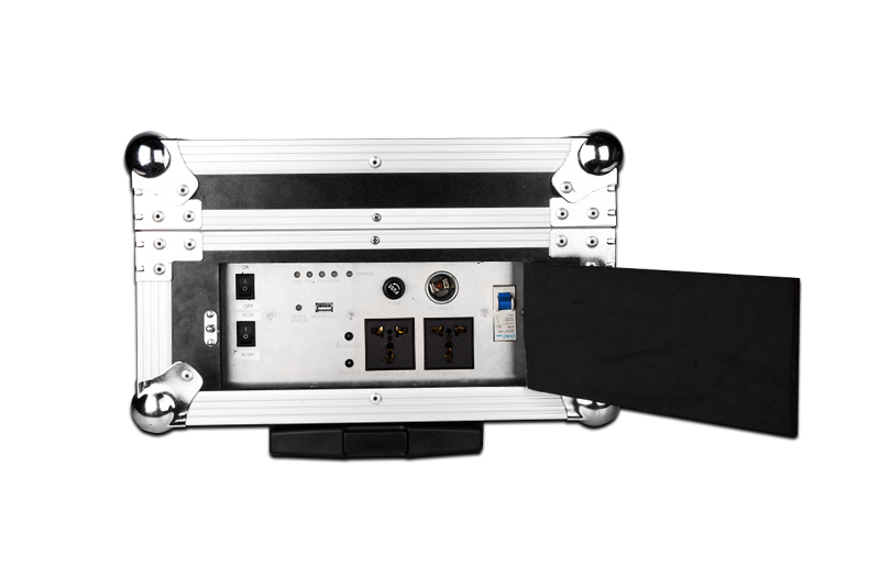 40W Portable Solar System,40w Solar Briefcase,Solar Briefcase