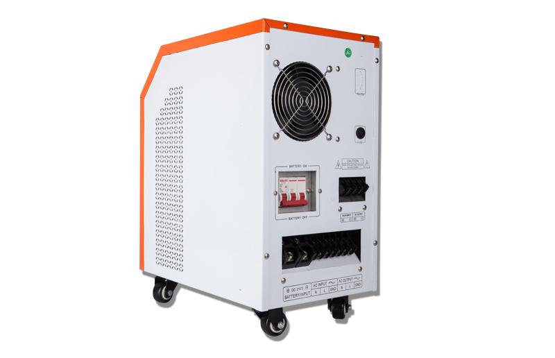 7KW Solar Generator System,Inverter Solar Power System