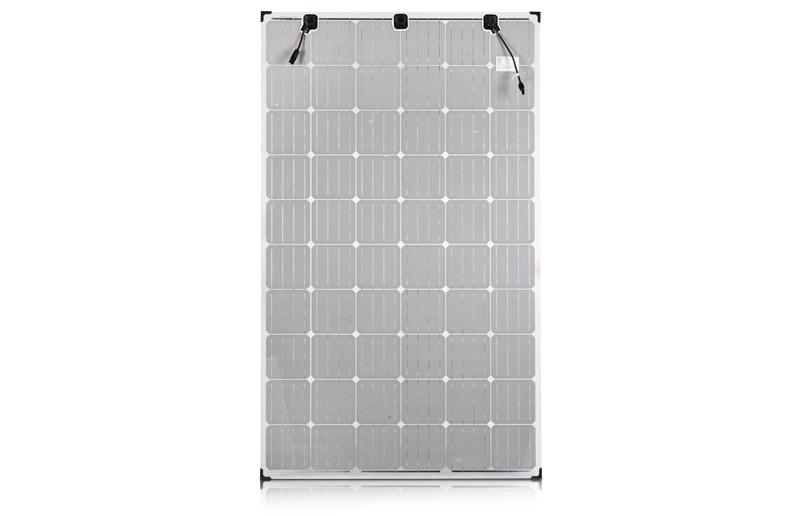 265w Mono Double Glass Solar Panel,Mono Double Glass Solar Panel,30v Solar Panel